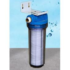 Магистральный фильтр умягчения Cristal C для холодной воды
