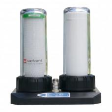 Фильтр на раковину DUO HP серия Carbonit