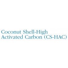 Coconut Shell-High Activated Carbon (CS-HAC)