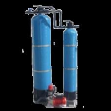Фильтр от железа CF руч. 0,5 м3/ч Компрессор США LP-12
