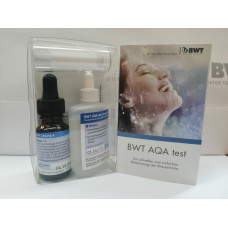 BWT AQA test для определения Жесткости воды