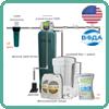 Комплект умягчения воды с автоматикой США