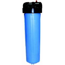 Магистральный фильтр для квартиры AquaPro 20 BB AQF2050BU-1BSP-BR