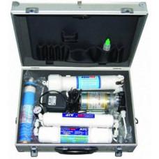 Обратноосмотическая портативная установка AquaPro Travel-Kit