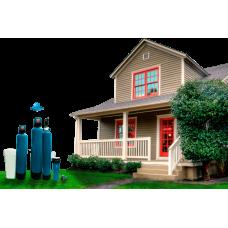 Обезжелезивание воды из скважины в частном доме: схема, методы и основные принципы