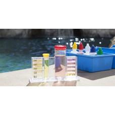Химия для бассейна: виды чистящих и моющих средств для очистки воды — сухие и жидкие химикаты