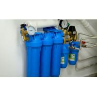 Как правильно установить фильтр для очистки воды и подключить его к водопроводу – схема подключения, варианты установки, настройки