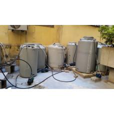 Накопительный бак для водоснабжения: установка емкостей для воды в квартире — устройство, схема подключения, размеры