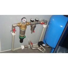 Неисправности насосной станции водоснабжения: устранение неполадок, ремонт и обслуживание своими руками