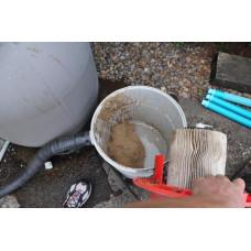 Песочный фильтр для бассейна своими руками: как правильного его сделать, установить и подключить — схема установки, режимы работы, инструкция по подключению и эксплуатации