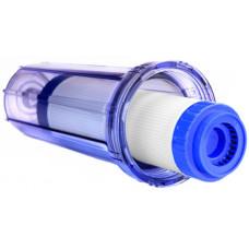 Замена картриджа в фильтре для воды: как правильно его поменять и установить в магистральной системе фильтрации