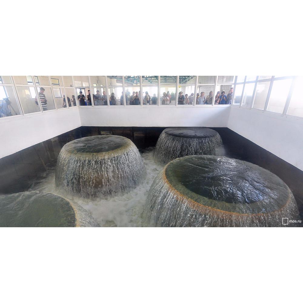 По передовым технологиям: как в Москве очищают питьевую воду