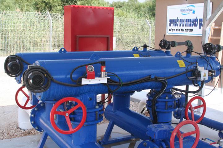 Колбовые фильтры для грубой очистки воды