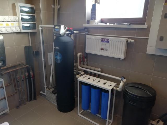 обезжелезиватель воды из скважины своими руками
