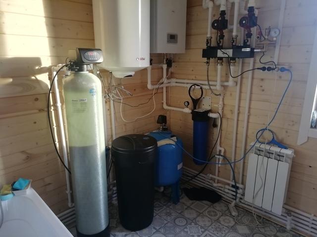 водоподготовка обезжелезивание