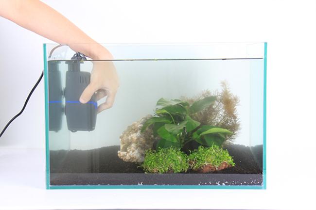 как использовать фильтр для аквариума