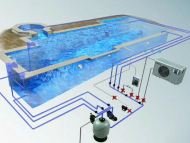 подготовка воды в бассейне