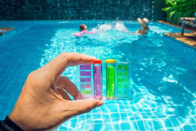 способы очистки воды в бассейне