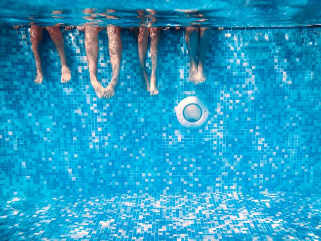 водоочистка для бассейна