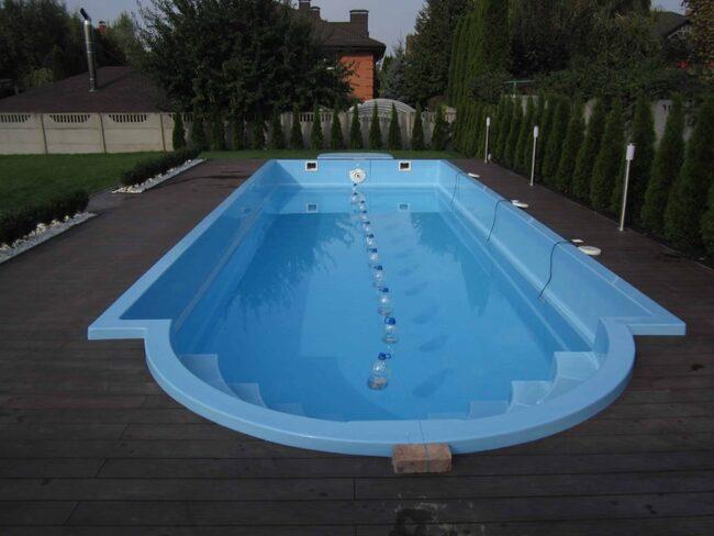 как приготовить бассейн к зиме
