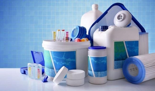 химия для домашнего бассейна