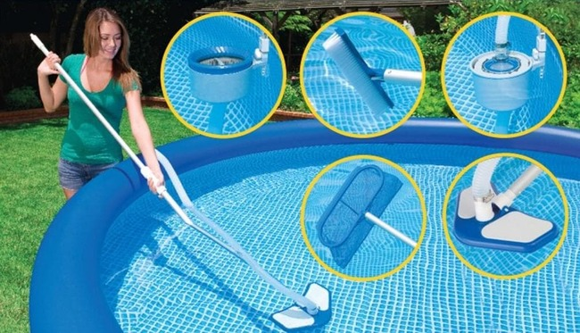 жидкость для бассейна