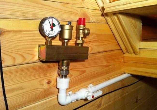 максимальное давление в водопроводе