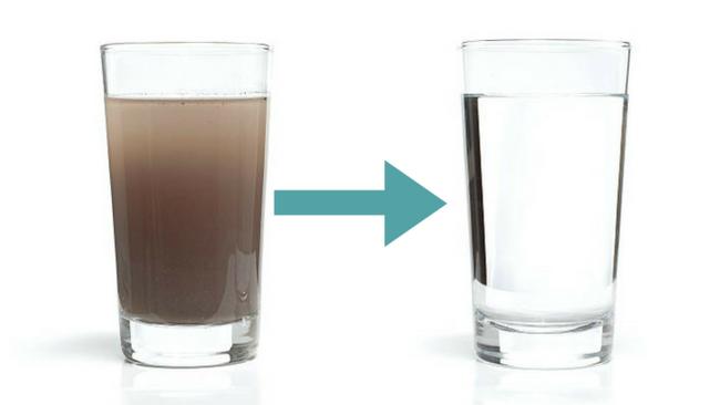 водяной фильтр своими руками