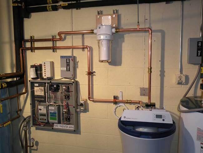 как поменять фильтр на воду в квартире