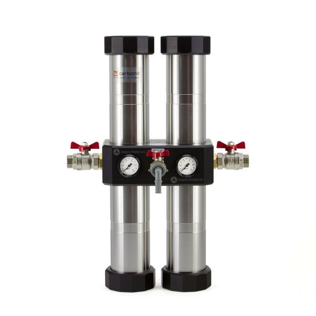 как поставить фильтр для очистки воды