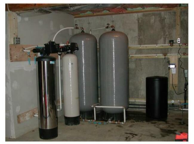 как устанавливаются фильтры для очистки воды