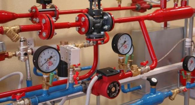 устройство редуктора давления воды в квартирах