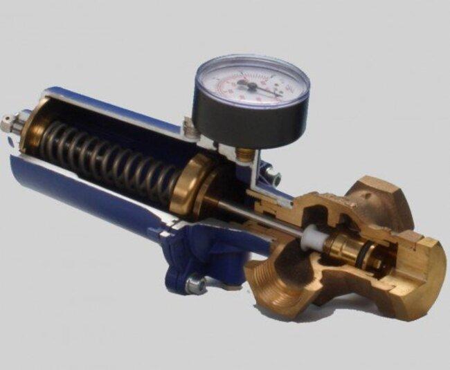 редуктор давления воды это