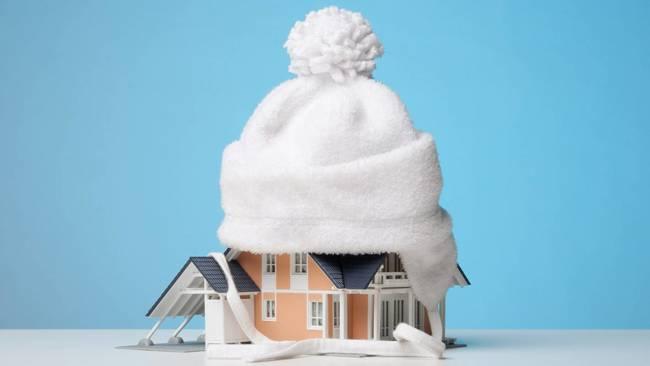 как утеплить скважину в частном доме