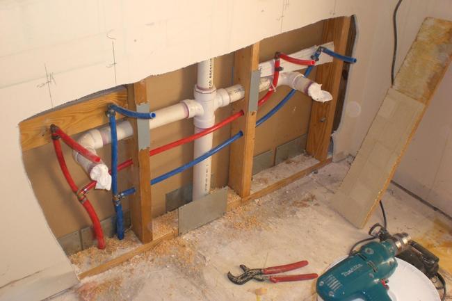 обустройство летнего водопровода на даче