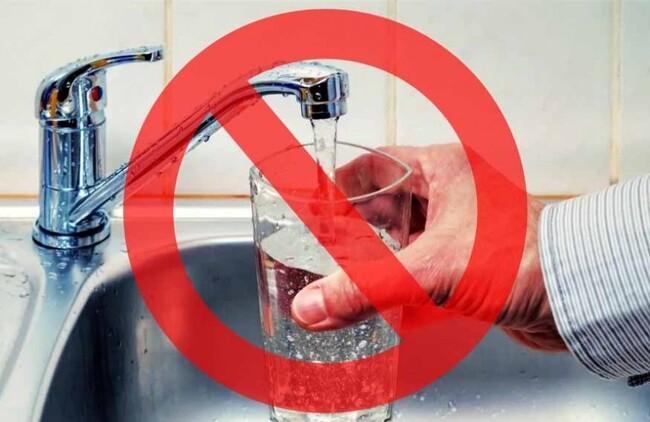 вредна ли вода из под крана