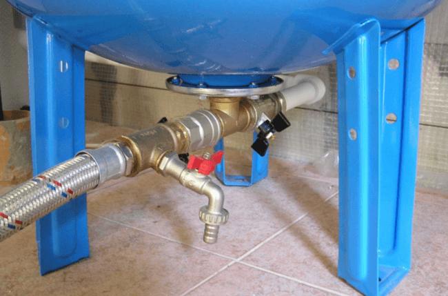 неисправности насосной станции водоснабжения