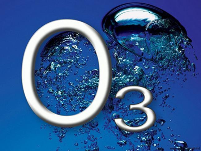 обработка воды озоном