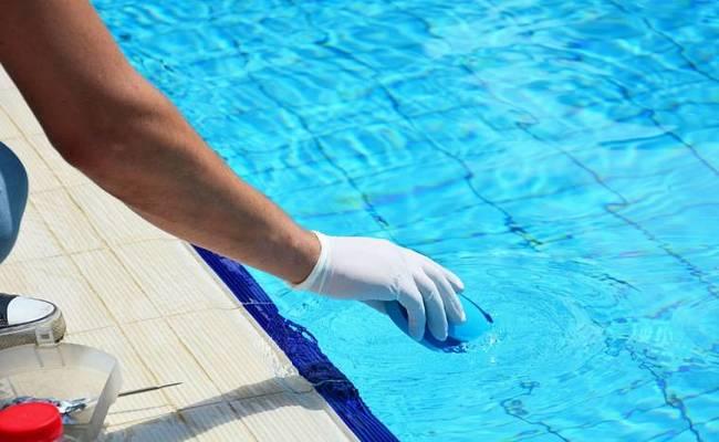 использование перекиси водорода для бассейнов
