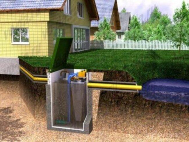 подключение дома к системе водоснабжения