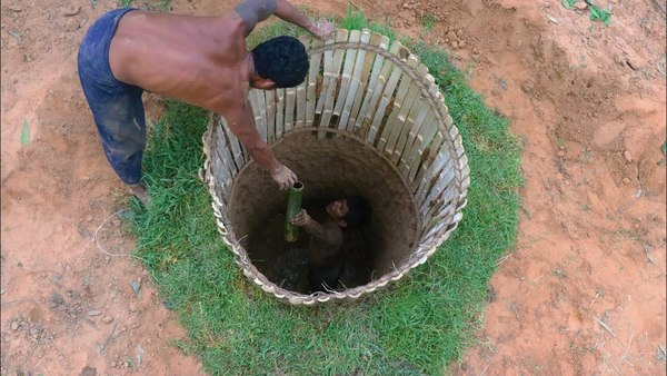 как найти воду для копки колодца
