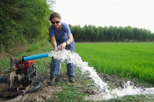 как определить воду для колодца
