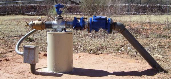 влияние глубины залегания на качество воды