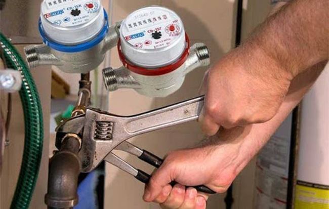 правила замены счетчика воды в квартире