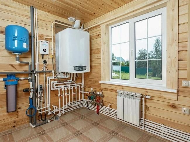 схема рециркуляции горячего водоснабжения