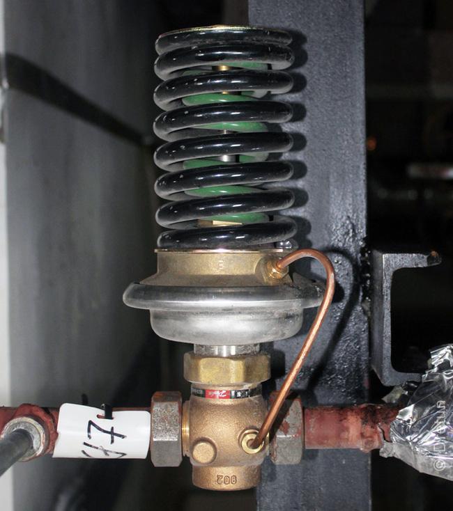 регулировка датчика давления воды в квартире