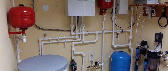 разводка воды в частном доме своими