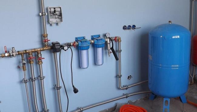 разводка водоснабжения в доме своими руками схема