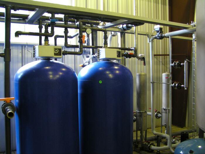 сорбционные фильтры для сточных вод