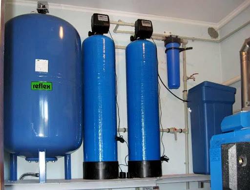 сорбционный фильтр для воды